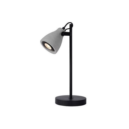 Lucide 05610/05/30 - LED Lampa stołowa CONCRI LED 1xGU10/5W/230V, 05610/05/30