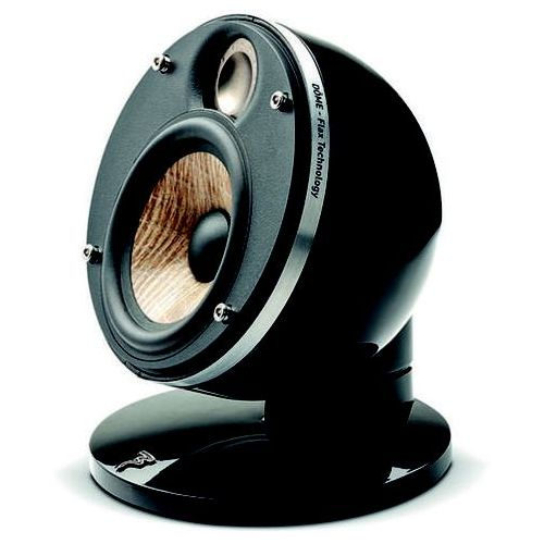 FOCAL Focal Active Subwoofer for Focal Dome System/ Black - SWDODB Darmowy odbiór w 19 miastach! (3544058690143)