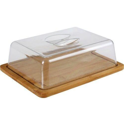 Deska do serwowania z pokrywą bambusowa 24 cm 5751, 778