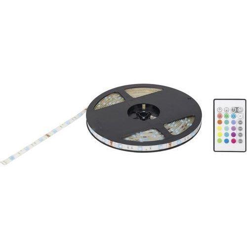 Kompletny zestaw taśmy LED Renkforce 1398971, ze złączem męskim, 12 V, 1000 cm, rgb (4016139042763)