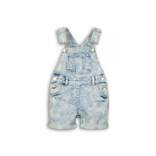 Minoti Spodnie niemowlęce na szelki 5l34a6 (5033819771736)