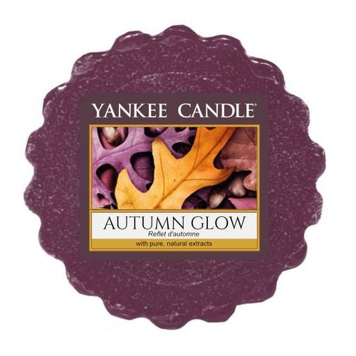 Yankee candle Wosk zapachowy autumn glow 22g (5038581016948)