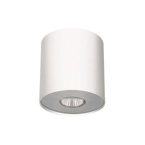 NOWODVORSKI POINT WHITE SILVER / WHITE GRAPHITE M Lampa 6001, kolor Biały