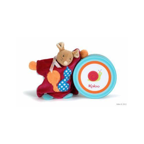 colors pacynka na rękę myszka z wiewiórką squirrel, 20 cm marki Kaloo