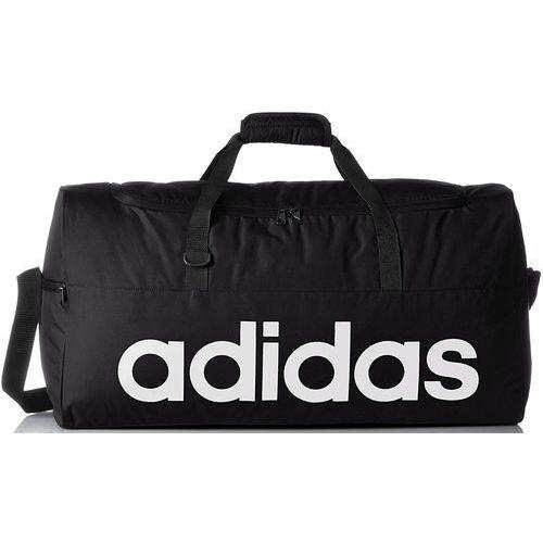 Adidas performance torba sportowa black/white (4056559180072)
