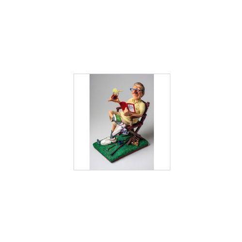 OKAZJA - Figurka emeryt - (fo85540) marki Guilermo forchino