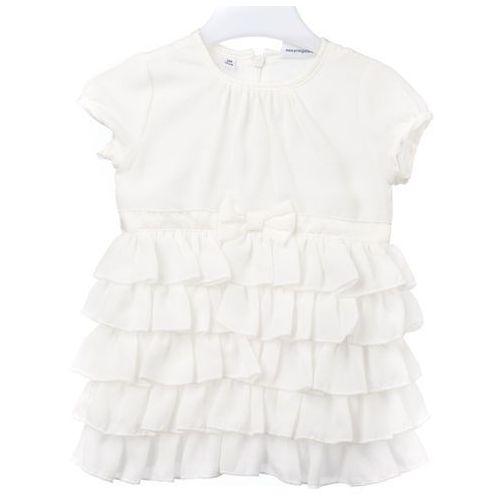 Primigi sukienka dziewczęca 56 kremowy, kolor beżowy