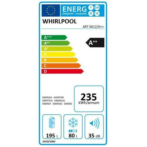 Whirlpool ART6612
