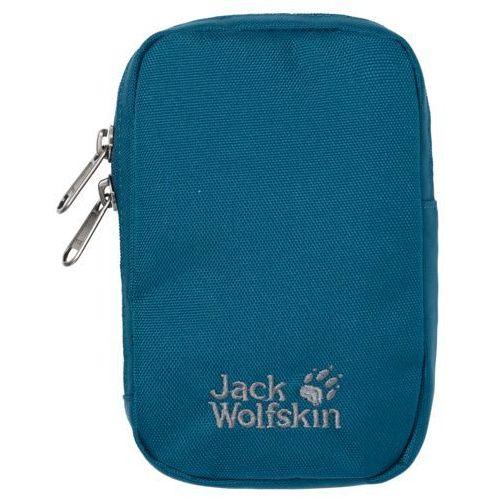Etui gadget pouch - moroccan blue marki Jack wolfskin