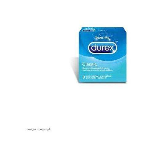 Prezerwatywy Durex Classic A3, kup u jednego z partnerów