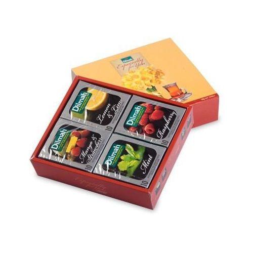 Zestaw herbat prezent dla smakosza 40 szt. marki Dilmah