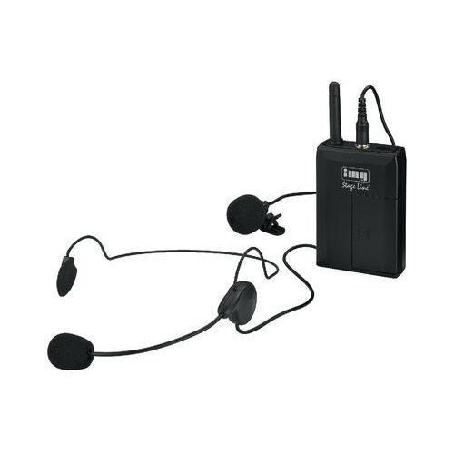 TXS-813SX - Mikrofon krawatowy i nagłowny