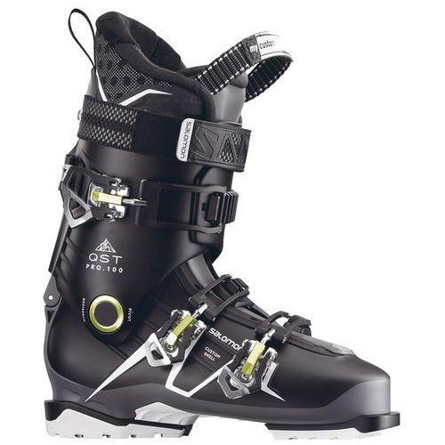 Buty narciarskie quest pro 100 rozm. 42/26,5 cm marki Salomon