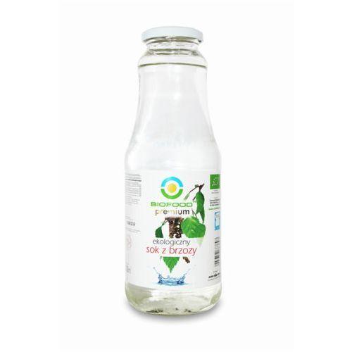 Sok z brzozy BIO 1L. - Bio Food (5907752683893). Najniższe ceny, najlepsze promocje w sklepach, opinie.