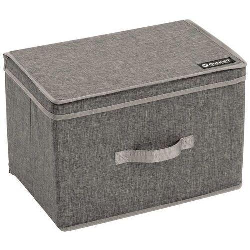 Outwell Składane pudełko Palmar L, szare, poliester, 470356