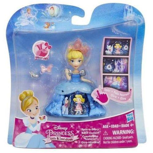 Hasbro  disney princess mini w balowej sukience, cindrella