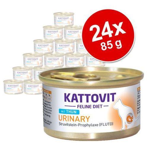 Kattovit Urinary - Low Magnesium - Tuńczyk, 12 x 85 g
