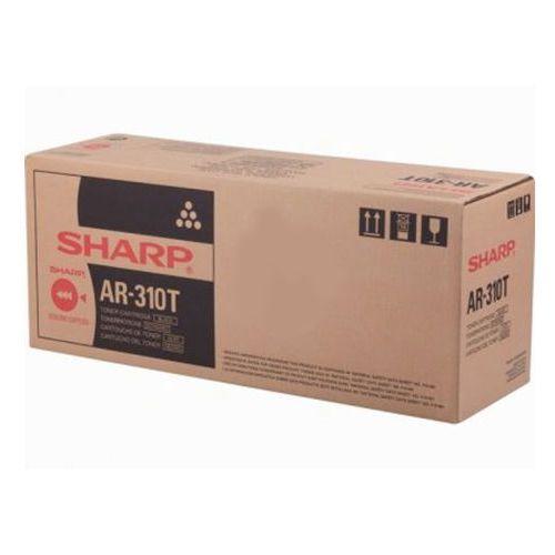 Sharp Toner ar-310t czarny do kopiarek (oryginalny) (4974019553672)