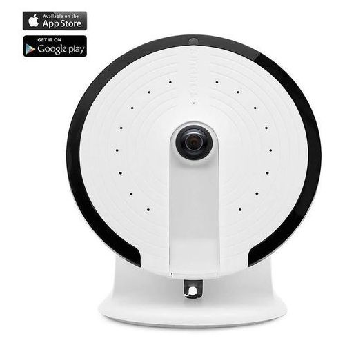Smanos UFO - Panoramiczna kamera HD WiFi (iOS & Android), PT-180H