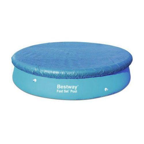 Bestway plandeka na basen naziemny, okrągła, 366 cm, 58034 (6942138918267)