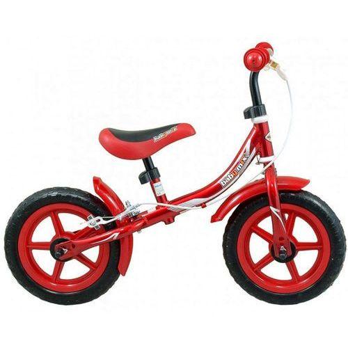 Rowerek biegowy WB-888 czerwony - Czerwony