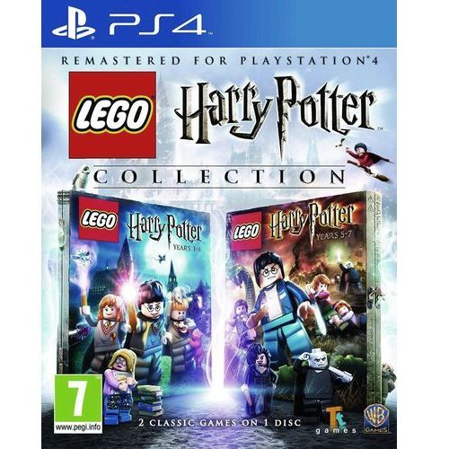 LEGO Harry Potter (PS4). Najniższe ceny, najlepsze promocje w sklepach, opinie.