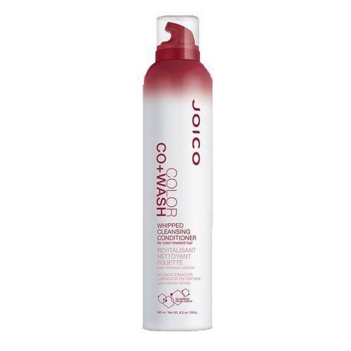 Joico co+wash color   odżywka w piance do włosów farbowanych 245 ml