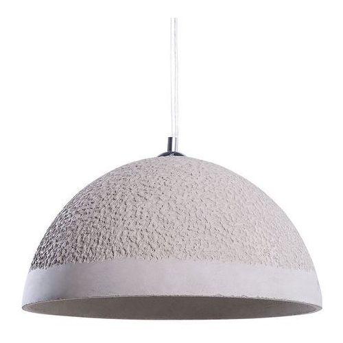 Beliani Lampa szara - sufitowa - żyrandol - lampa wisząca - tanana (4260580922567)