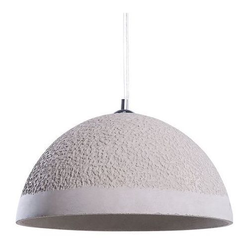 Beliani Lampa szara - sufitowa - żyrandol - lampa wisząca - tanana (7105276825364)