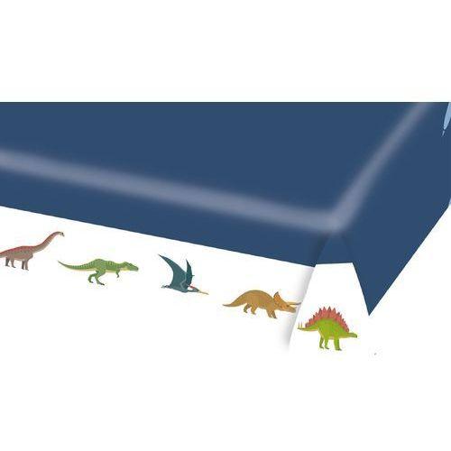 Amscan Obrus urodzinowy atak dinozaurów - 115 x 175 cm - 1 szt.