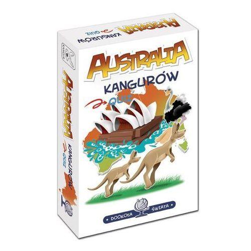 Kangur Dookoła świata australia ów (5902768471243)