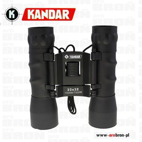 Lornetka KANDAR 22x32 - Dachowa mała A7