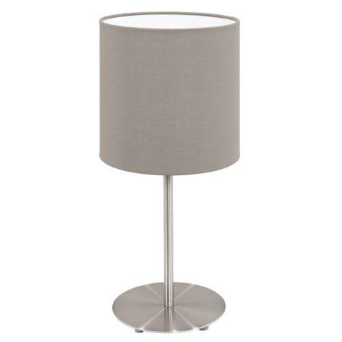 Eglo 95726 - Lampa stołowa PASTERI 1xE14/40W/230V (9002759957261)