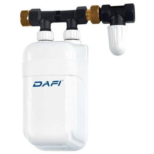 Elektryczny Momentalny Przepływowy Ogrzewacz Wody DAFI - wersja z przyłączem - 3,7 kW 230 V