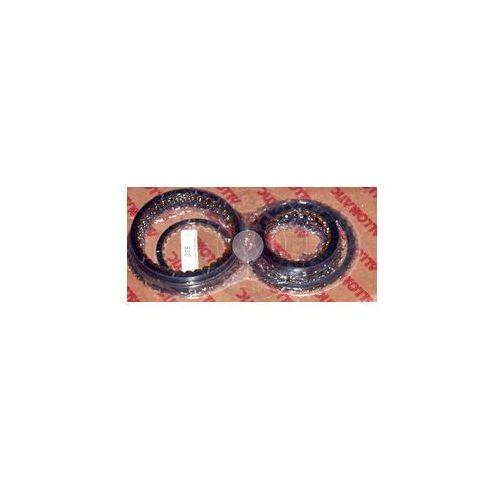 Gm 5l40e komplet tarcz ciernych i przekładek awd marki Allomatic