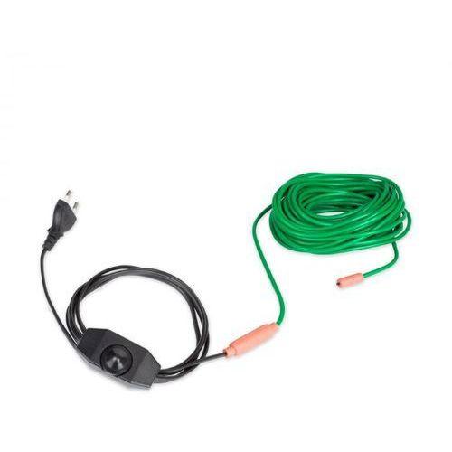 Waldbeck greenwire select 12, kabel grzewczy na rośliny, 12 m, z termostatem, ip68 (4060656157172)