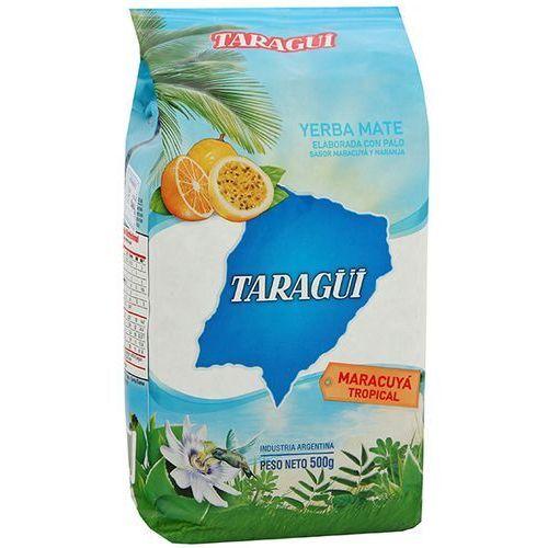 YERBA MATE 500g TARAGUI Marakuja i pomarańcza | DARMOWA DOSTAWA OD 150 ZŁ! (yerba mate)