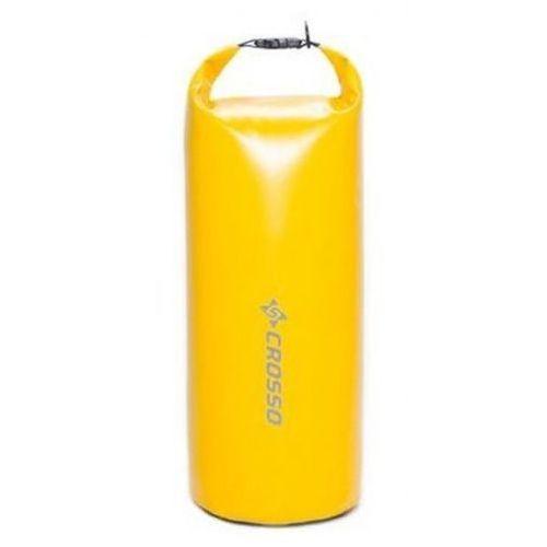 Worek transportowy Crosso wodoszczelny 10 l żółty (5902150549659)