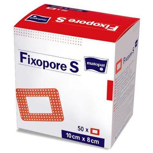 Opatrunek Fixopore S jałowy 10x6cm - 50 sztuk