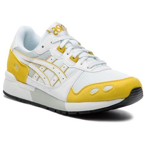 Asics Sneakersy - tiger gel-lyte 1191a092 white/mustard 103
