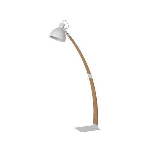 curf lampa stojąca biały, 1-punktowy - nowoczesny - obszar wewnętrzny - curf - czas dostawy: od 4-8 dni roboczych marki Lucide