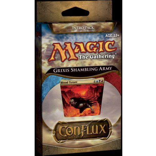 Intro pack Conflux: Grixis Shambling Army