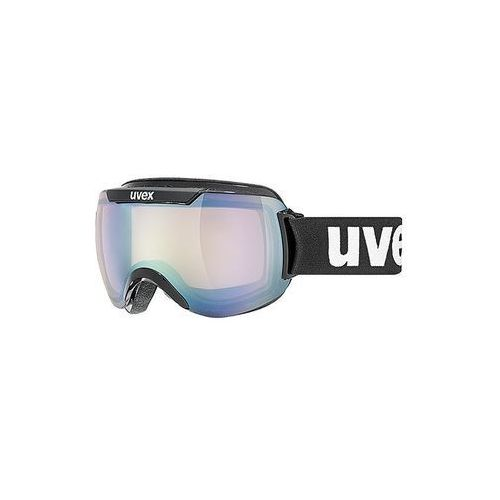 Uvex downhill 2000 vlm gogle czarny gogle narciarskie (4043197223650)