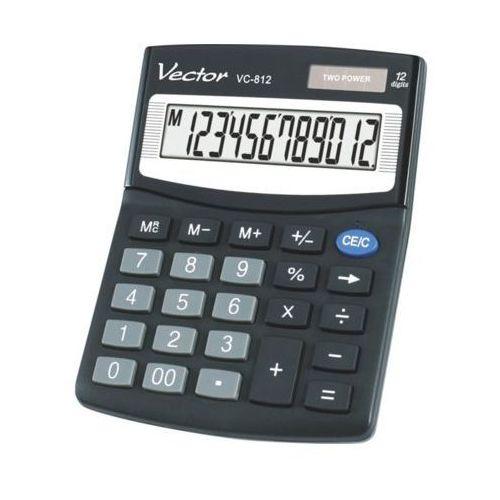 Kalkulator biurowy vc-812 marki Vector