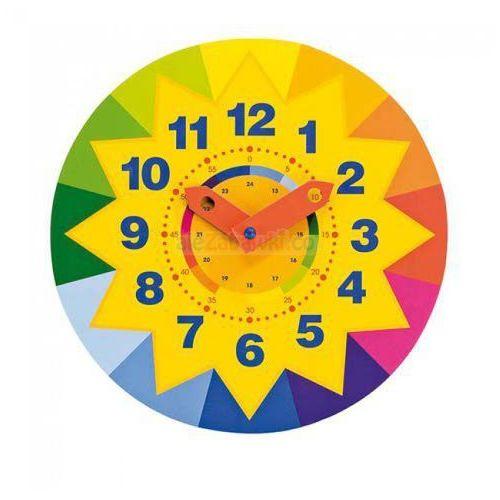 Zegar do nauki godzin z kategorii Pozostałe zabawki