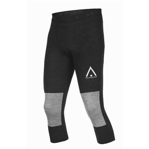 Clwr Spodnie - shield 3/4 pant black (900) rozmiar: m
