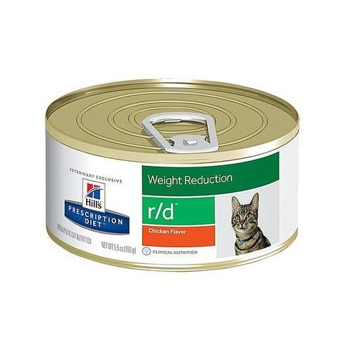 Hill's Prescription Diet r/d Feline puszka 156g, MS_93