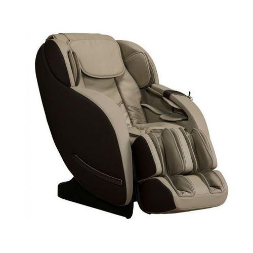 Fotel do masażu neree — system zero grawitacji — kolor beżowy marki Vente-unique