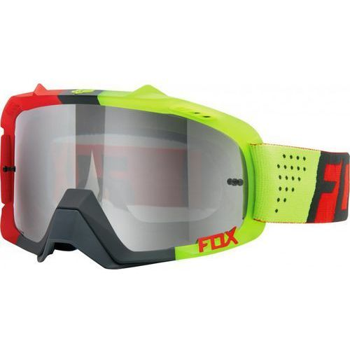 Fox_sale Gogle fox air defence libra red/yellow szyba chrome