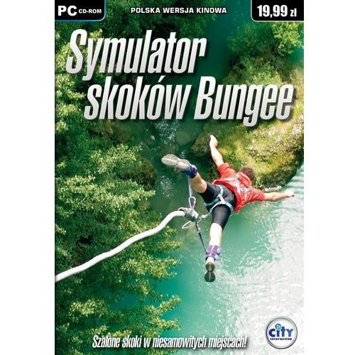 Symulator Skoków Bungee, wersja językowa gry: [polska]